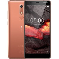 Nokia 5.1 Dual Sim 16GB Copper