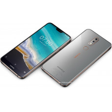 Nokia 7.1 Dual Sim 32GB Grey