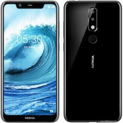 Nokia 5.1 Plus Dual Sim 32GB Black