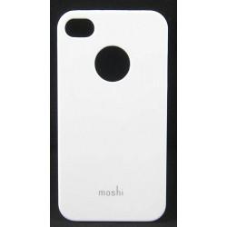 PVC-пластмасов калъф за Apple Iphone 5 бял