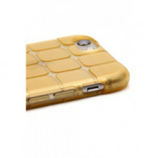 Гръб Jelly Case Rubik - Samsung Galaxy S7 G930 Gold
