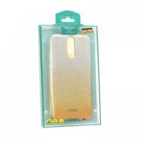 Калъф KAKU OMBRE - Huawei Mate 10 Lite златен