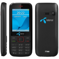 Telenor M100 Black