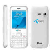 Telenor M100 White