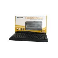 A4 Tech KL-5 X-Slim Multimedia Keyboard