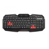 Клавиатура OMEGA KB-801 MM USB Red Gaming