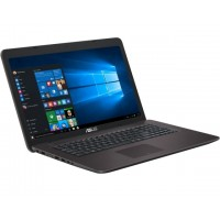 Лаптоп ASUS K756UQ-T4021D, i5-6200U, 17.3'', 6GB, 1TB