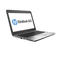 Лаптоп HP EliteBook 820 G4, i7-7500U, 12.5