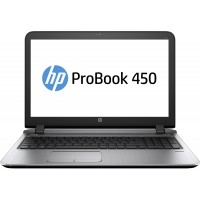 Лаптоп HP ProBook 450 G3, I5-6200U, 15.6'', 4GB, 128GB, Win10Pro
